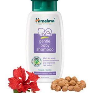 Himalaya Herbal Gentle Baby Shampoo - 200 ml-0