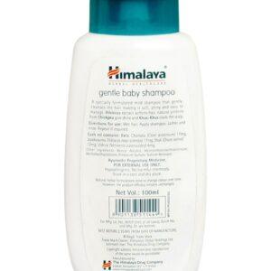 Himalaya Herbal Gentle Baby Shampoo - 100 ml-0