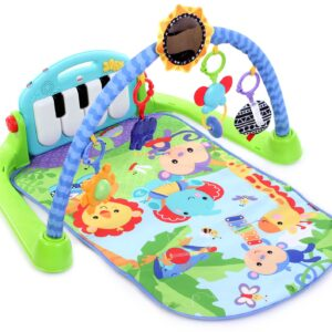 Fisher Price Kick and Play Piano Gym-0