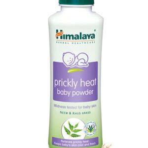 Himalaya Herbal Prickly Heat Baby Powder - 50 gm-0