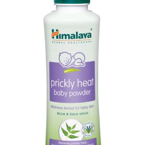 Himalaya Herbal Prickly Heat Baby Powder - 100 gm-0