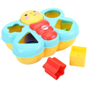 Fisher Price Butterfly Shape Sorter-0
