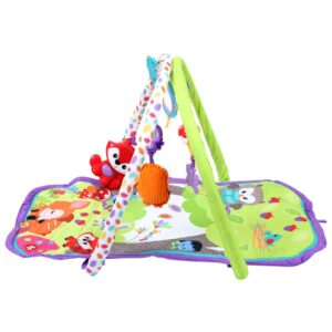 Fisher-Price 3 in 1 Musical Activity Gym - Multi Color-0