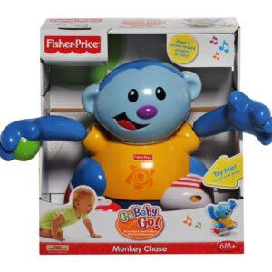 Fisher Price Baby Gymnastics Monkey Chase-0