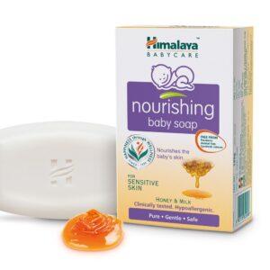 Himalaya Herbals Nourishing Baby Soap - 75gm-0