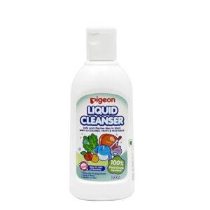 Pigeon Bottle Nipple and Vegetable Liquid Cleanser - 200 ml-0