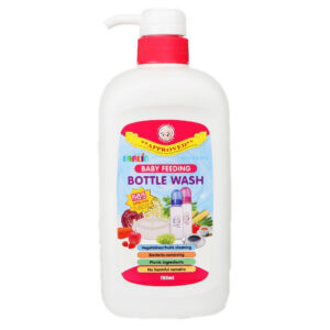 Farlin Anti-Bacterial Baby Liquid Cleanser for Fruits, Bottles, Accessories & Toys - 700 ml-0