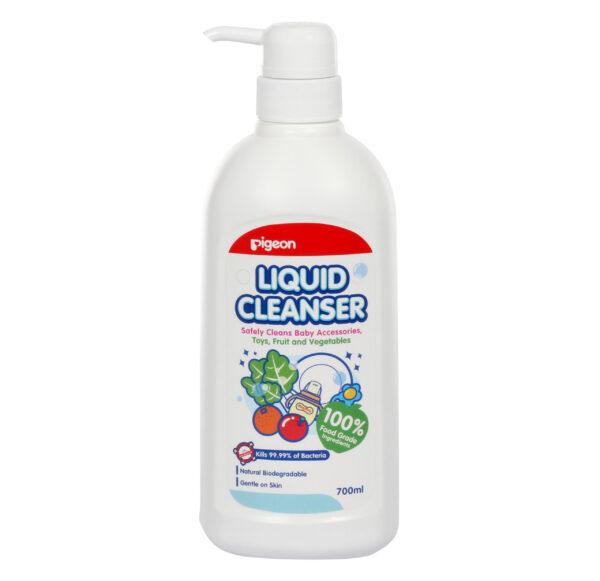Pigeon Liquid Cleanser Bottle - 700 ml-0