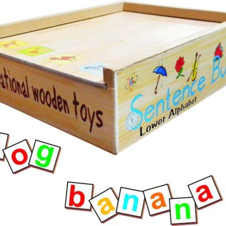 Kinder Creative Word Making Lower Alphabet-0