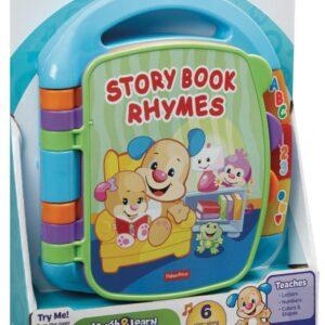 Fisher Price Storybook Rhymes-0