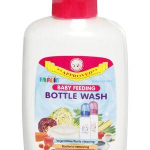 Farlin 500 ml Feeding Bottle Cleaning Fluid-0