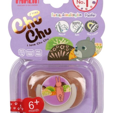 Chu Chu Pacifier - Medium-0