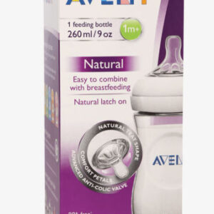 Philips Avent Infant 260ml Feeding Bottle-0
