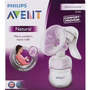 Philips Avent Natural Comfort Manual Breast Pump-0