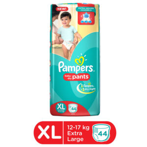 Pampers Pant Style Diapers Extra Large - 44 Pieces-0