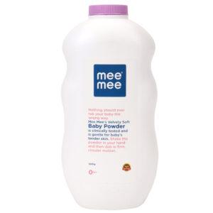 Mee Mee Velvety Soft Baby Powder - 500 gm-0