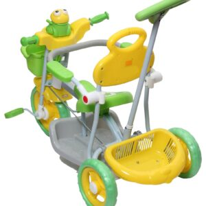 Mee Mee Lightweight Tricycle - Green-0