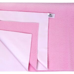 Mee Mee Total Dry Matress Protector Pink - Small-0