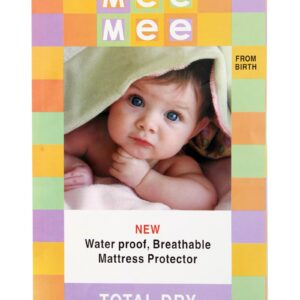 Mee Mee Total Dry Mattress Protector Pink - Medium-0