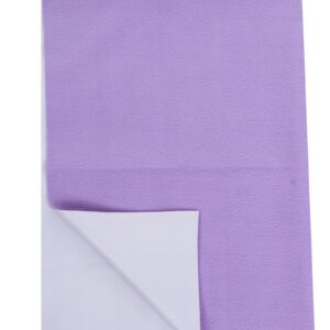 Mee Mee Total Dry Mattress Protector Purple - Medium-0