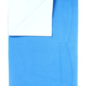 Mee Mee Total Dry Matress Protector Blue - Large-0