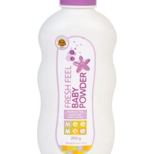 Mee Mee Fresh Feel Baby Powder - 200 gm-0