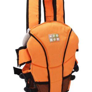 Mee Mee Baby Carrier 4 Way - Orange-0