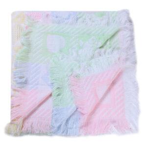 Mee Mee Super Soft Shawl - Multicolor-0