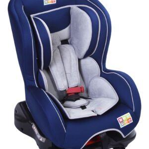 Mee Mee Car Seat - Dark Blue And Grey-0