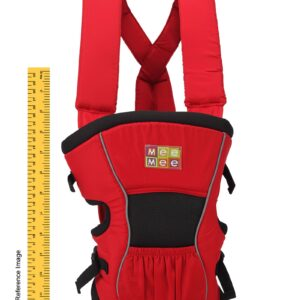 Mee Mee Convenient Four Way Baby Carrier - Red-0
