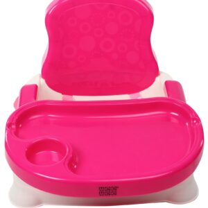 Mee Mee Baby Dinning Chair - Pink-0