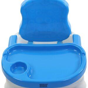 Mee Mee Baby Dinning Chair - Blue-0