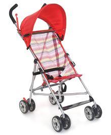 Mee Mee MM8378 Baby Stroller - Orange-0