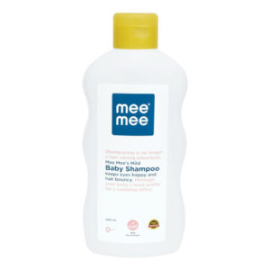 Mee Mee Mild Baby Shampoo with Fruit Extracts - 500ml-0