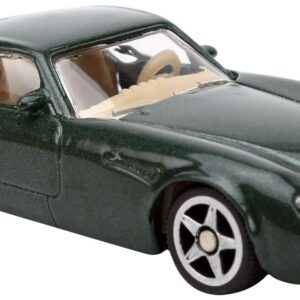 Siku Funskool Wiesmann GT - Dark Green-0