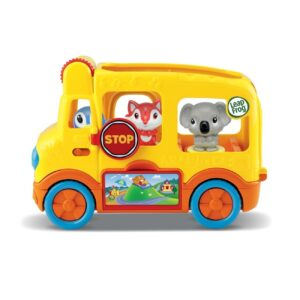 Leap Frog Learning Friends Adventure Bus - Yellow-0