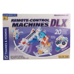 Funskool Remote Control Machines Experiment Kit-0