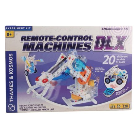 Funskool Remote Control Machines Experiment Kit-0