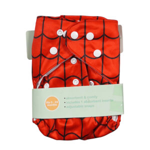 Luvable Friends All-In-One Reusable Diaper - Large-0