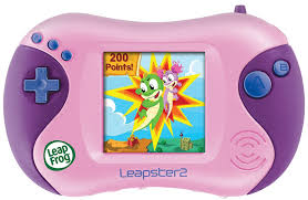 Leap Frog Leapster Connected Learning Game System-0