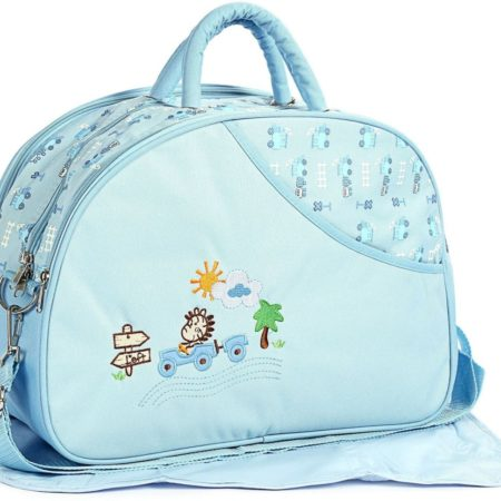 Imported Mother Bag Shoulder Diaper Bag-0