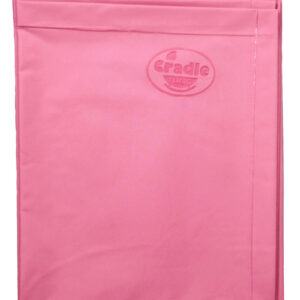 Cradle Single Bed Baby Plastic Sheets XL - Pink-0