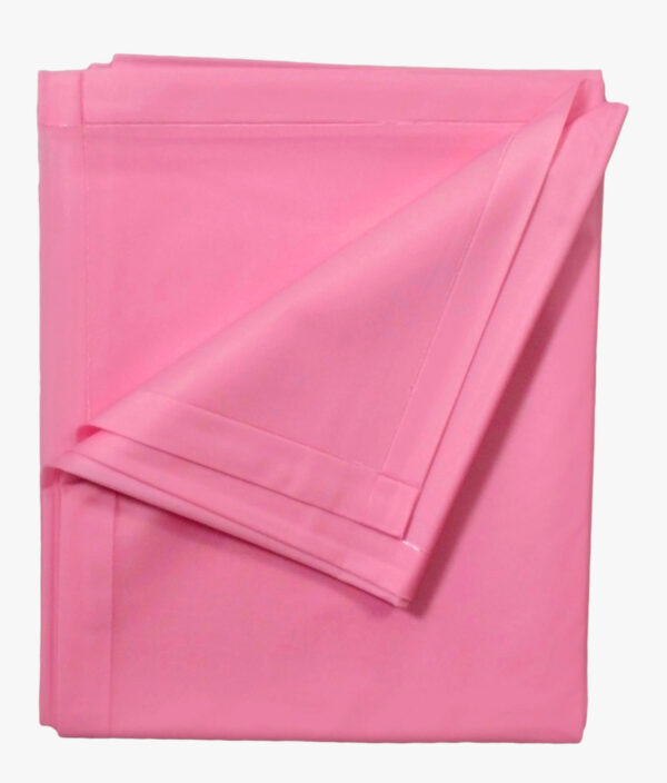 Cradle Single Bed Baby Plastic Sheets XL - Pink-2789