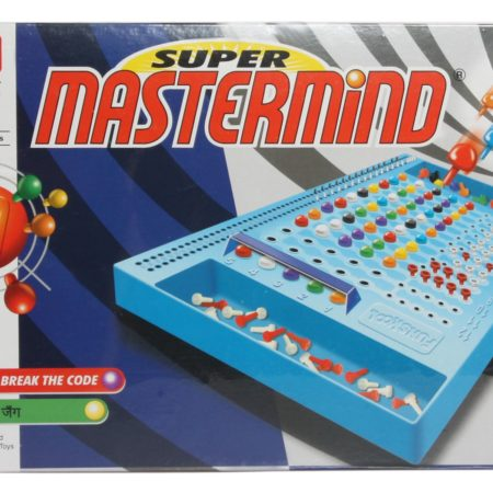 Funskool Super Master Mind Game-0