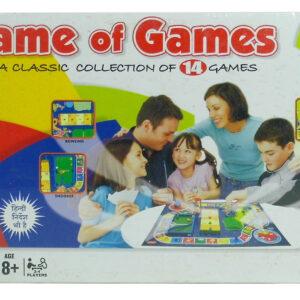 Funskool Game of Games (14 Games)-0
