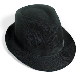 Babys World Boy Hat - Black-0