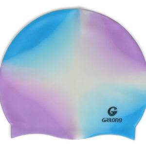 Grilong Silicone Swimming Cap-0