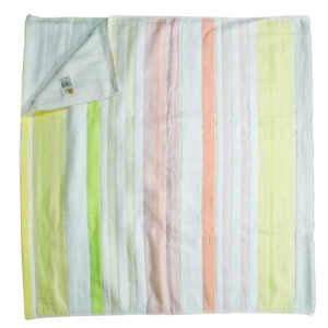 Babys World Multicolor Baby Towel - White-0