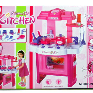 Smile Creation Modular Kitchen Set With Light And Music - 008-26-0