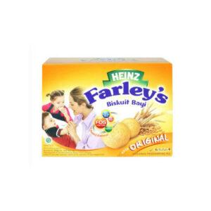 Heinz Farleys Biskuit Bayi Baby S World